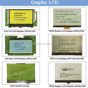 China Graphic Lcd Module, China Graphic Lcd Module Manufacturers and