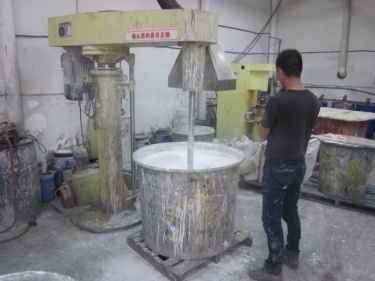 Disperser Mixing