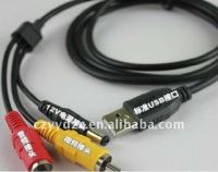 USB TO RCA CABLE FOR Monitoring