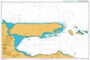 BA Chart 945: Selat Madura and Selat Sapudi including Madura