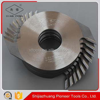 China Factory Tungsten Carbide Tipped Finger Joint Shaper Cutter For Wood -  Buy Finger Joint Sharper Cutter,Tungsten Carbide Tipped Cutter,Carbide