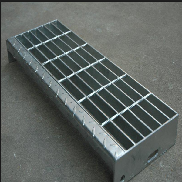 Galvanized Steel Metal Stair Tread For Construction Buy