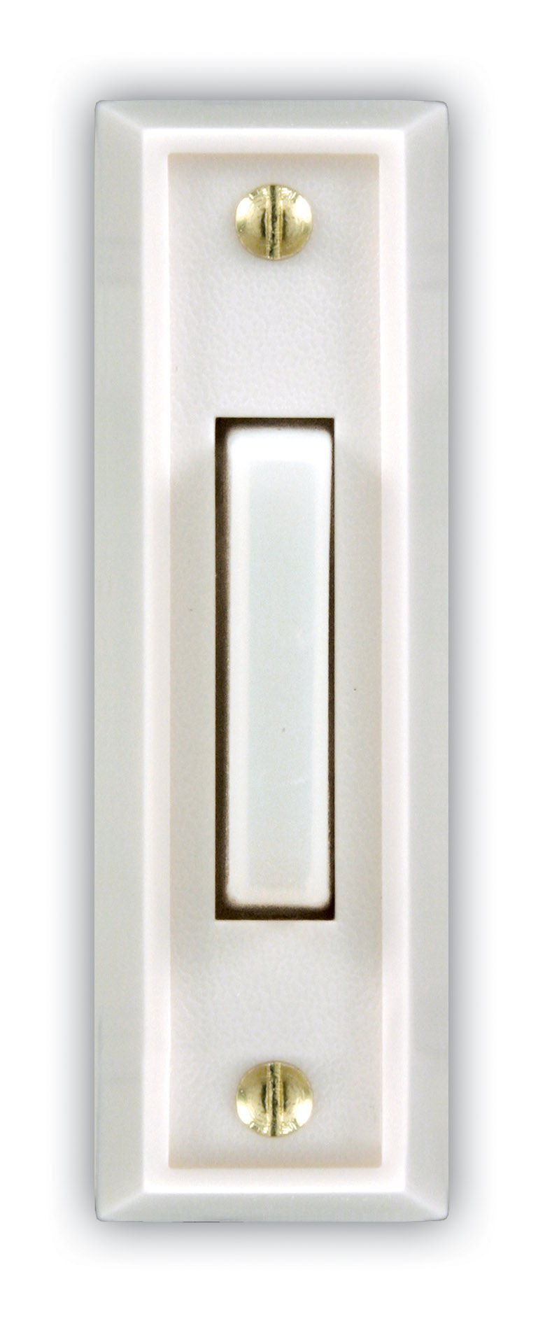 Cheap Wired Push Button Find Deals On Line At Wiring Doorbell Chime Get Quotations Heath Zenith Sl 715 1 02 Door White
