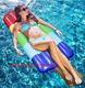 2016 New Inflatable Mat/Ice Cream Stick pool floating