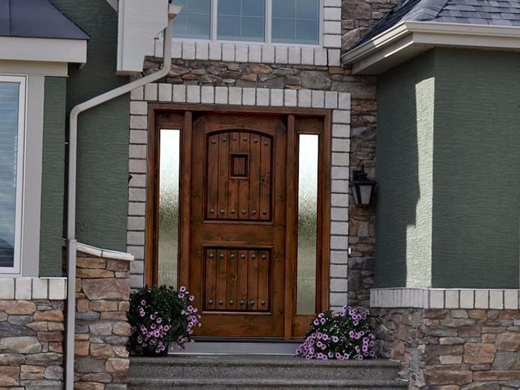 Puertas de entrada de hierro puertas de entrada de hierro for Doble puerta entrada casa