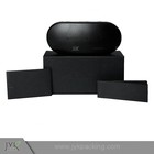 2016 paper vr box 3d Game Vr Glasses Google Cardboard Glasses factory price