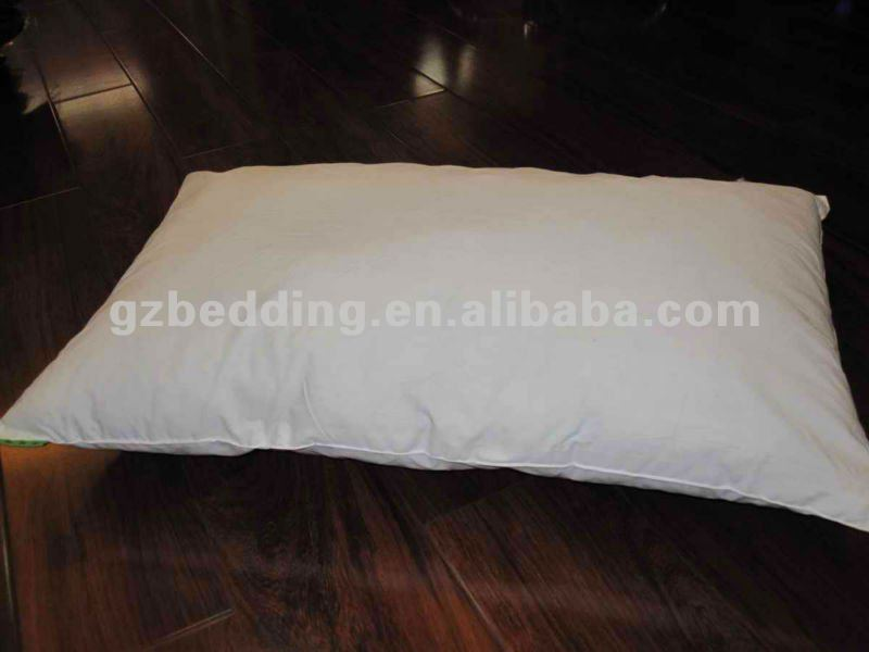 pillow for sun lounger Down Pillow ( used for hotel 50*80)