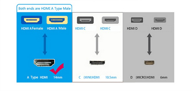 hdmi to usb cable adapter flat cable