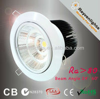 10w 240v Dimmable Saa 100mm Diameter Led Recessed Downlight 3 ...
