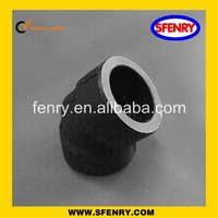 3000LB 45 ELBOW FORGED CARBON STEEL FITTINGS