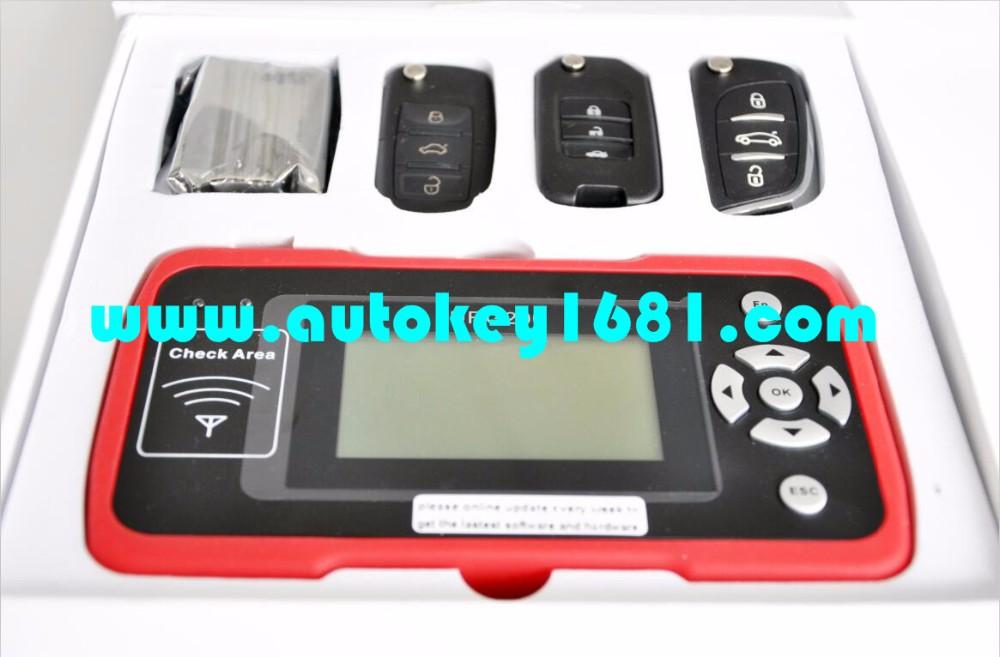 2016 Newest Diagnostic Locksmith Tool Remote Control Maker Multi ...