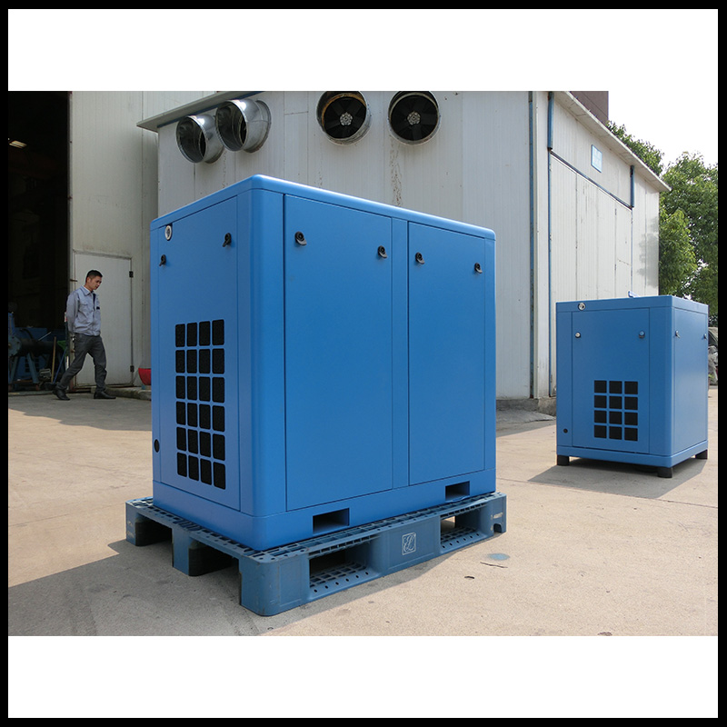 2017 VFC screw air compressor factory