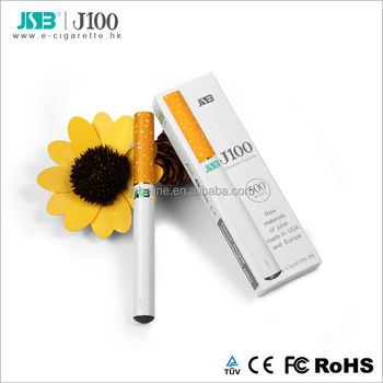 2014 HOT Sell Free Nicotine Disposable E Cigarette JSB J100 with 240mAh