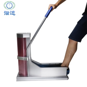 factory price auto shoe cover dispenser/shoe cover machine for sale well