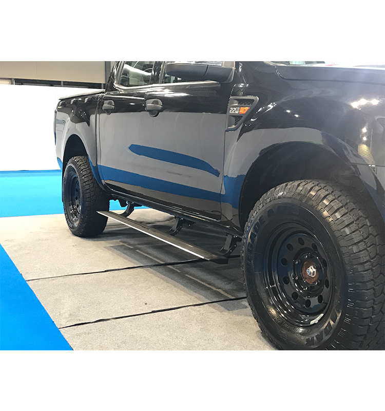 Electric Side Step Running Board For Vw Amarok 2015+