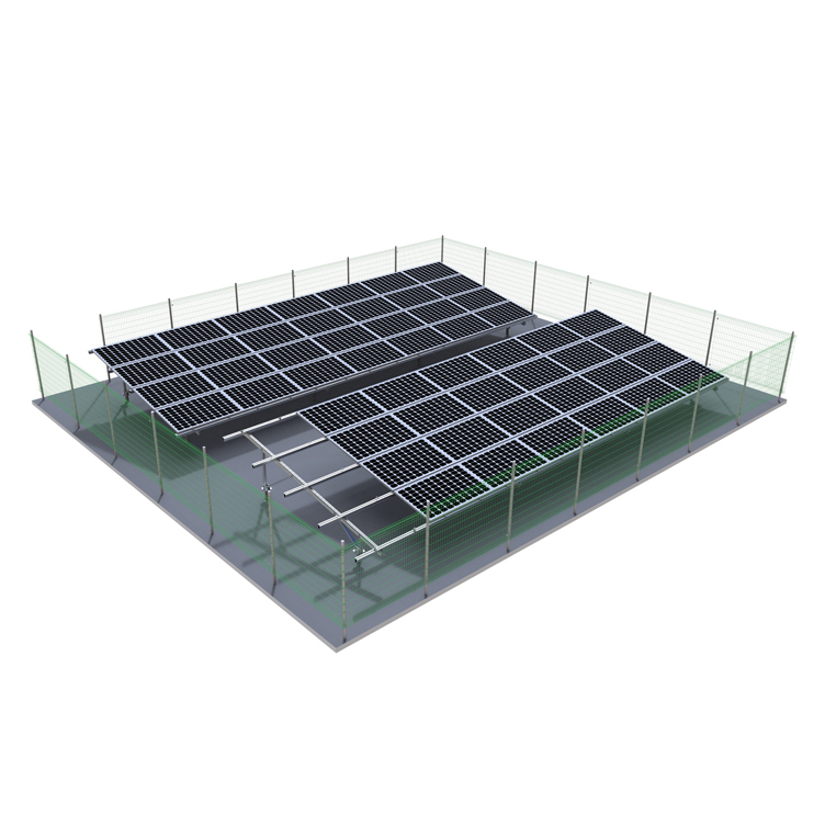 tilting solar panel rack - 752×752