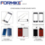 Formike 100% Original LCD Screens Front Glass For Iphone 7 Plus