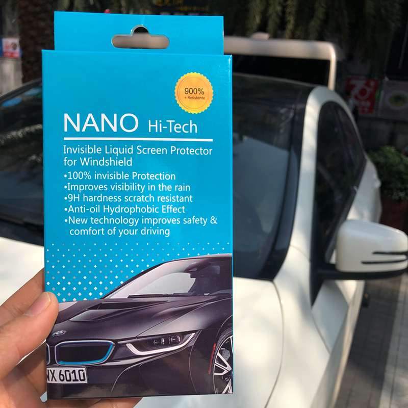 Liquid car protector material titanium dioxide and silica car wind shiled  cleaning, View Windshiiled coating, Product Details from Shenzhen Sunqt