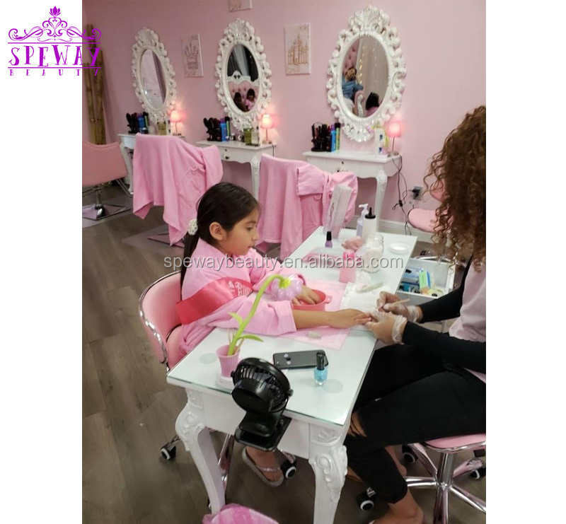 Queen Pedicure Spa Chair Manicure Pedicure Spa Massage Chair Royal Pedicure Chair