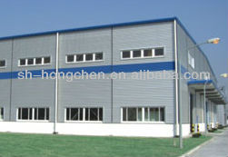 Industrial structural steel workshop/warehouse/building