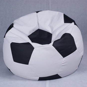 Sport Leather Bean Bag Sofa Chair Football Bean Bag - Buy Bean Bag,Bean Bag  Chair,Bean Bag Cover Product on Alibaba.com
