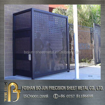 China Suppliers New Sheet Metal Products Customized Laser Cut ...