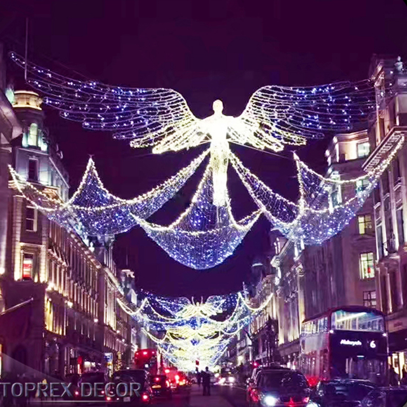 New Product Ideas 2019 Holiday Lighting Large Lighted Angel Outdoor