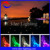 IP68 color changing fiber optic swimming pool light remote control