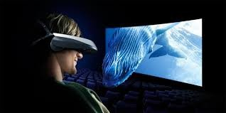 120 to 180 degrees curved screen 6D cinema