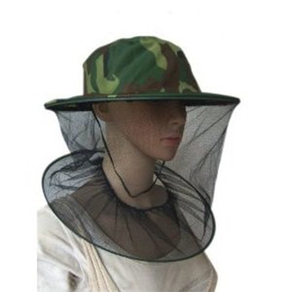 668dd20e59344 Get Quotations · bargain house Mosquito Head Net Hat