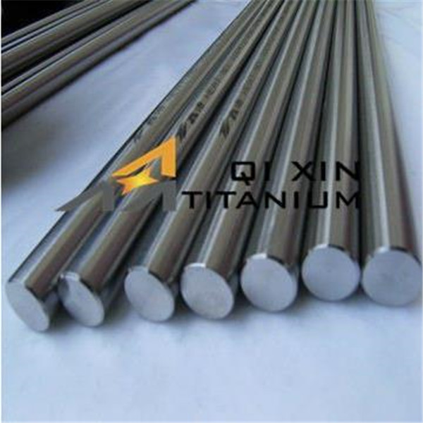 Alloyed ASTM B348 Titanium Grade 5 Bars