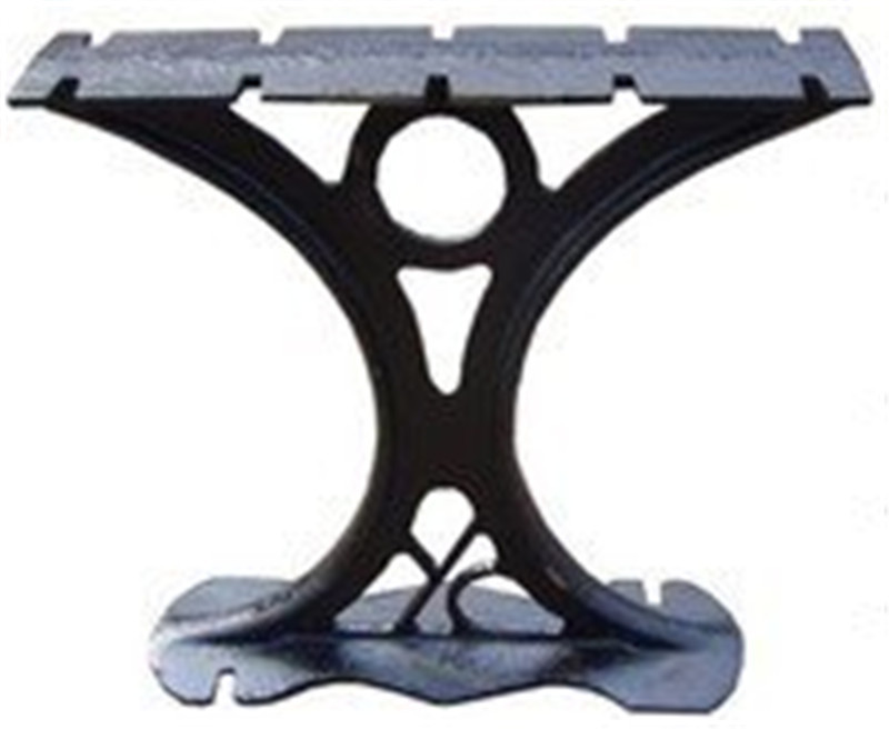 Manufacturer Customized High Quality Sand Mould Casting Grey Cast Iron Table Legs