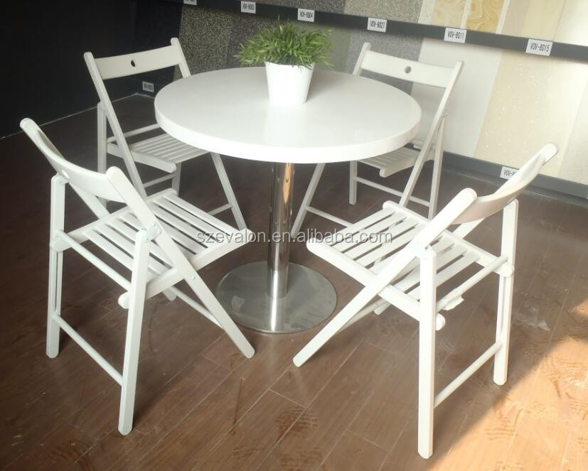 Glass Round Dining Table Top With Solid Surface Table Base Solid