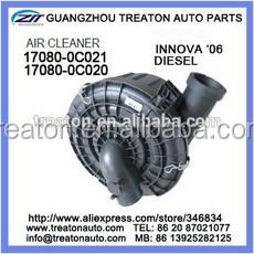CAR AIR FILTER FOR INNOVA 06 DIESEL OEM 17080-0C021/17080-0C020