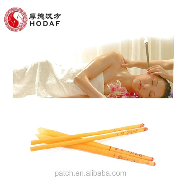 2014 Pure natural high quality ear candle-100% beeswax ear candles