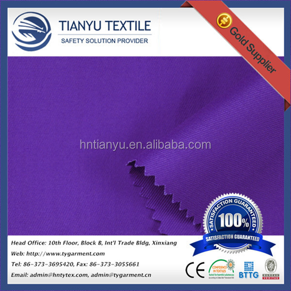 water resistance cloth for industrial protective uniform & workwear