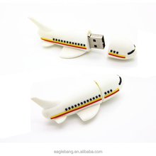 PVC flash drive dual usb memory flash disk 2.0 usb 8GB