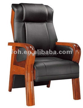 luxury office chairs leather. luxury real leather meeting room board reception vip office chair fohf08 chairs e