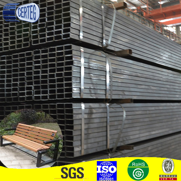 Outdoor Chair Steel Pipe Square Section