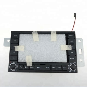 Sinotruk Howo Truck Spare Parts Radio Player Wg9918780001 With Mp5 - Buy  Radio Player,Radio Cassette Player,Radio Product on Alibaba com