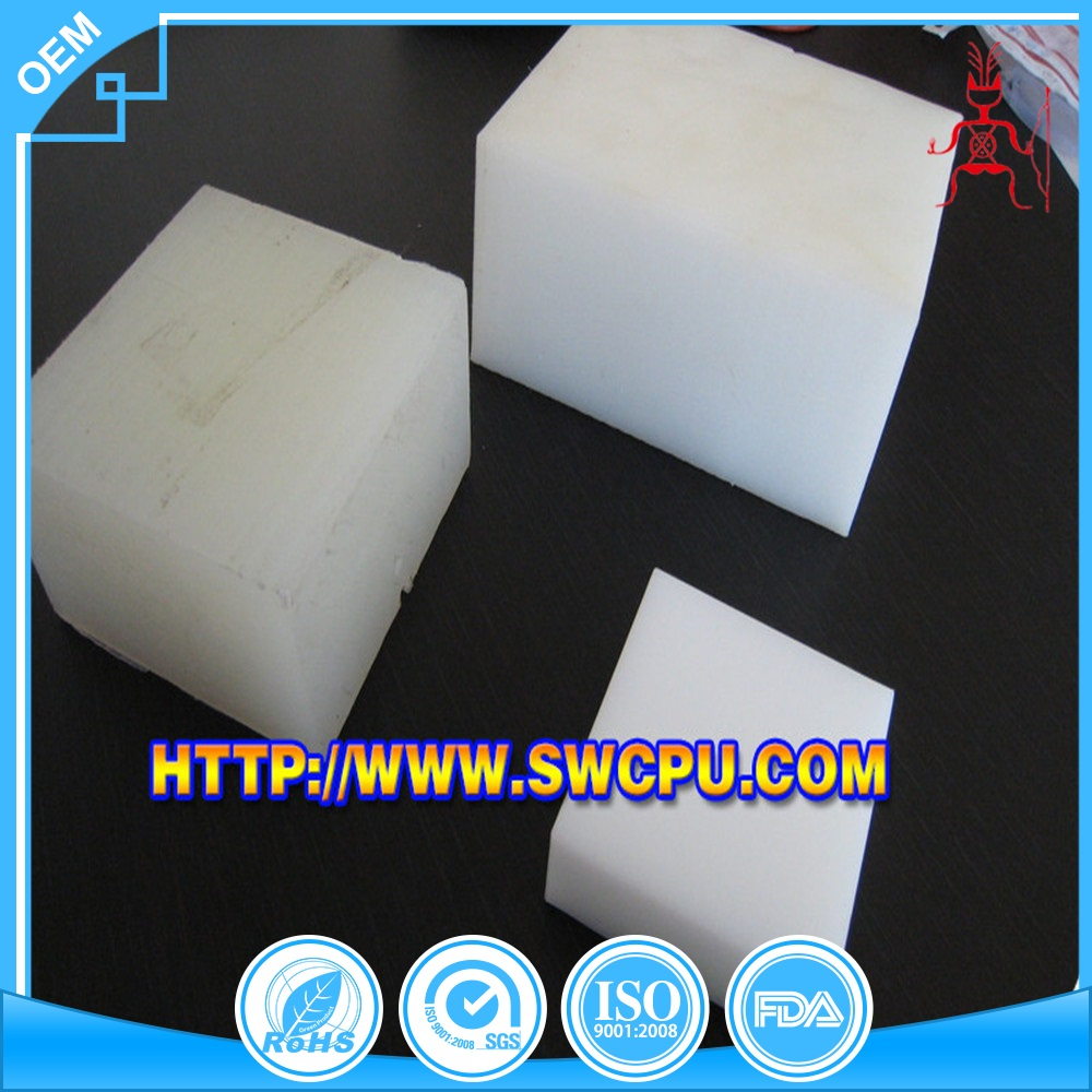 Factory sale solid abs plastic blocks