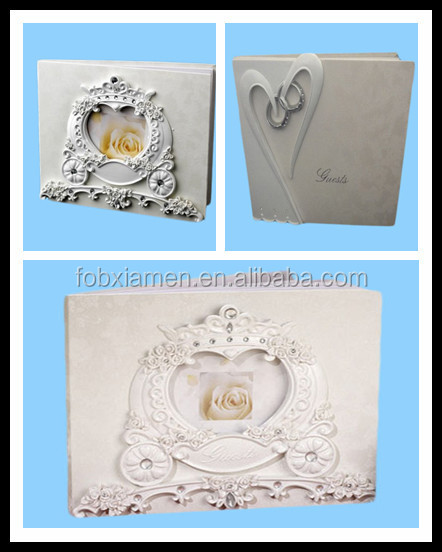 best selling products signature guest book