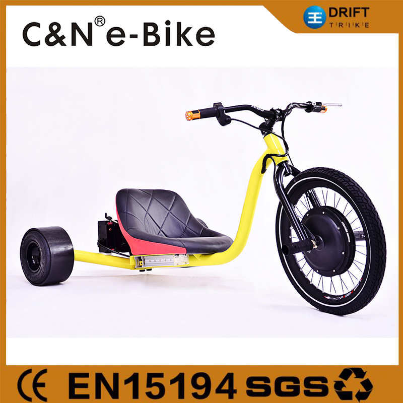 Best sale 48v 1000w motor motorized parts electric drift trike