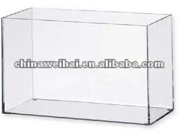 chiaro plexiglass box contenitori scatole e scatole id prodotto 548314561. Black Bedroom Furniture Sets. Home Design Ideas