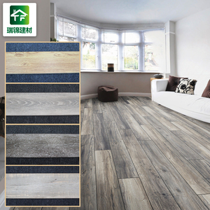 light grey 10mm thickness 150x600 bedroom wood look tiles price of tile in china wood effect ceramic floor tile