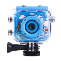 ISO9001& BSCI Professional Manufacturer Children Toys Cute Design waterproof sport action kids camera as gifts