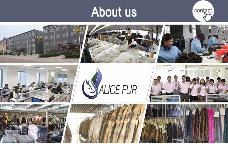 9c3c9728d Alicefur Whole Pelt Fur Design Women Winter Plush Real White Fox Fur ...