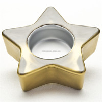 High Quality Star Shape Candle Holder Birthday Candle