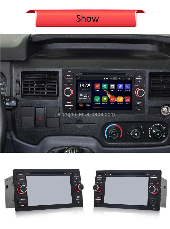 Android 44 Doble Din Coche Audio Sterea Reproductor De Dvd Para 2007 Ford Focus Radio Fiesta05