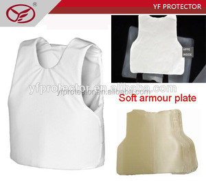 high quality VIP white color light weight concealable kevlar bulletproof vest prices